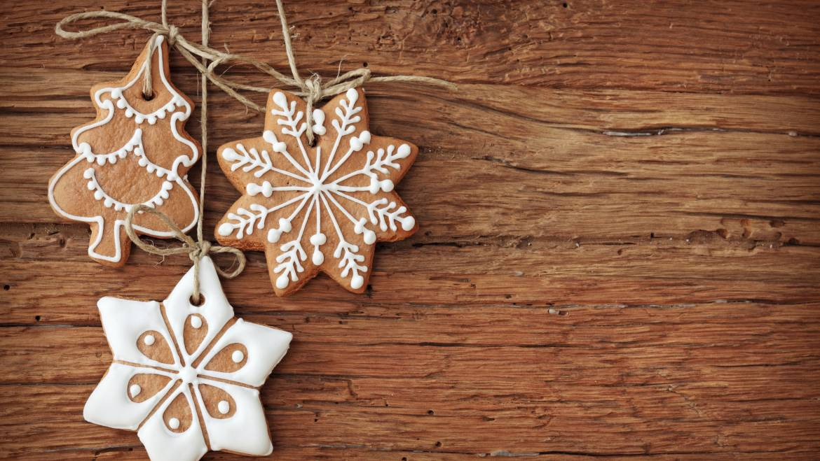 Soft and Healthy Honey Gingerbread Cookie Recipe